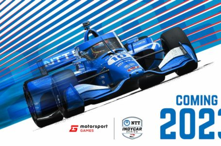 IndyCar video games returning in 2023 thanks to a new agreement with Motorsport Games