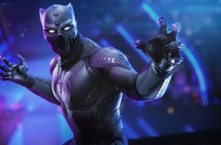 Who voices Black Panther in Marvel's Avengers?