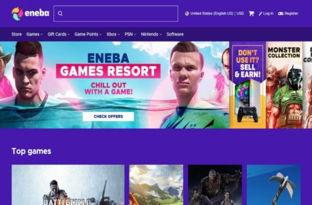 Is Eneba a safe and legit site for game codes? answered