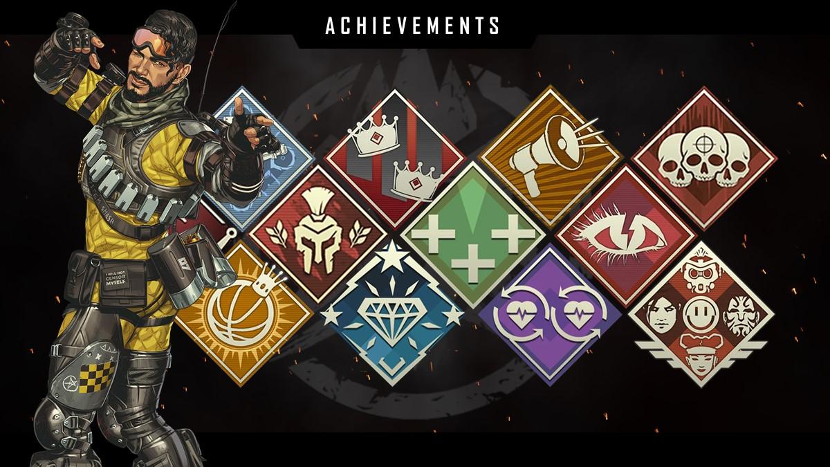 Apex Legends Achievements