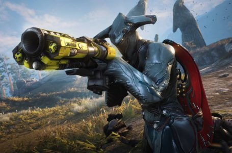 How to get the Epic Games Unreal Tournament Gift of the Lotus skins in Warframe
