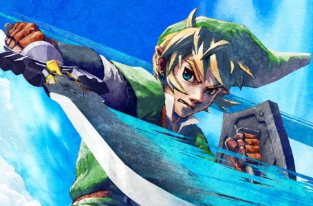 How to get and use the Slingshot in The Legend of Zelda: Skyward Sword HD