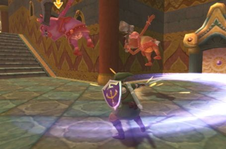 Basic sword attacks in The Legend of Zelda: Skyward Sword HD – how to use spin attack and thrust attack with buttons