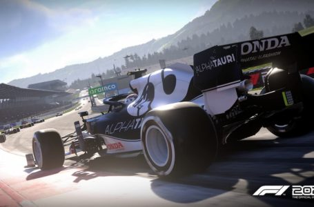 How to change race length in F1 2021