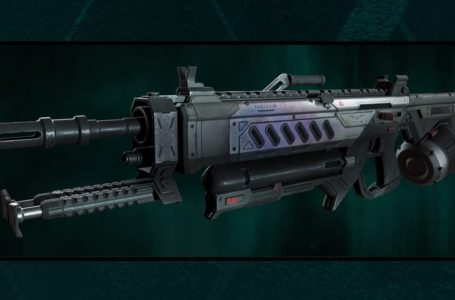 What is the Rampage LMG in Apex Legends?