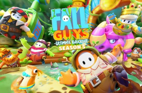 Fall Guys Season 5 kicks off July 20 with new rounds, modes, and costumes