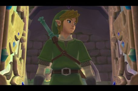 How to get into the forest temple in Skyward Sword HD – how to get into Skyview Temple