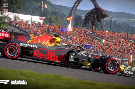 How to save in F1 2021