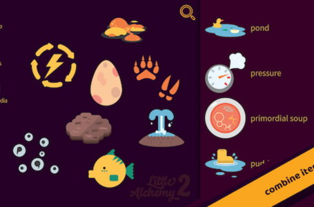 How to make clay in Little Alchemy 2