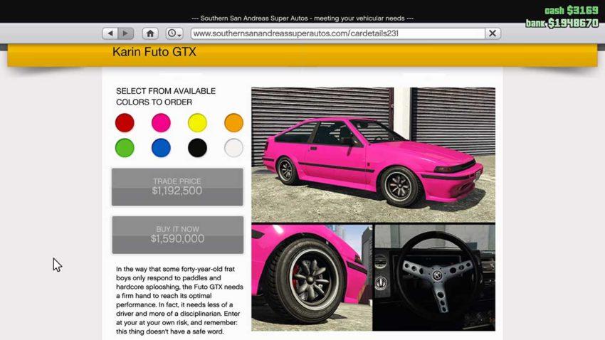 karin-futo-gtx-grand-theft-auto-online