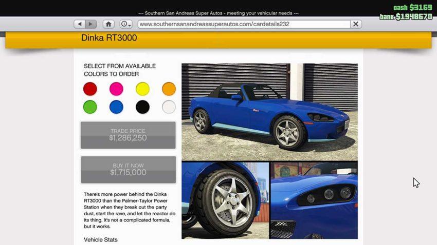 dinka-rt-3000-grand-theft-auto-online