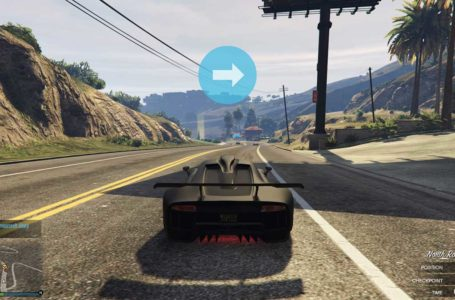 How do Rally Mode races work in GTA Online?