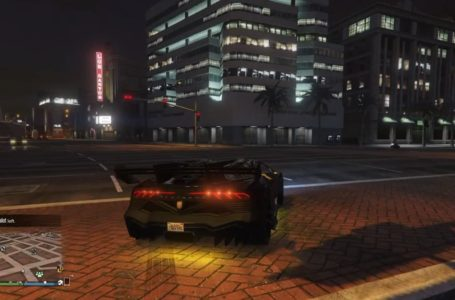 How to drift in Grand Theft Auto Online