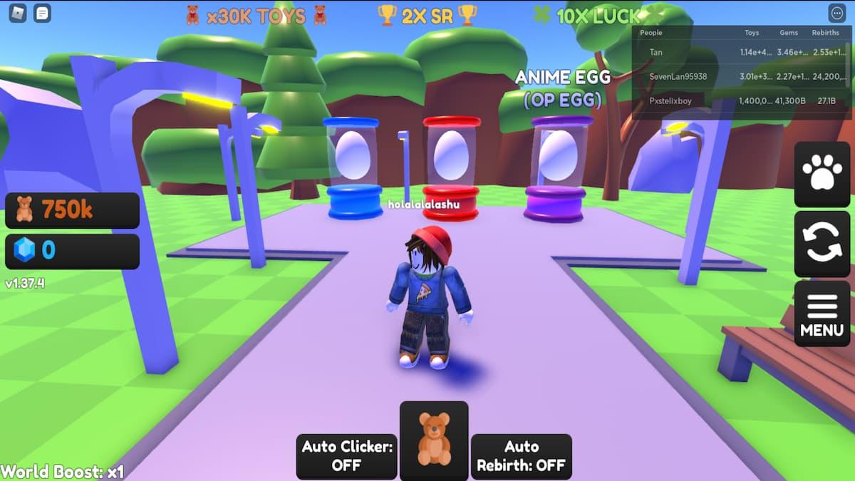 Roblox Toy Clicking Simulator Redeem Codes