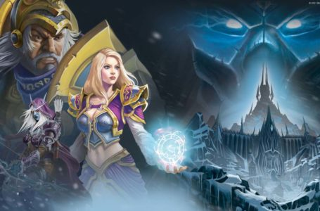 World of Warcraft: Wrath of the Lich King, co-op board game based on Pandemic, comes out in November