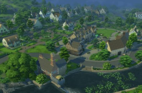 How to start Sims 4: Cottage Living