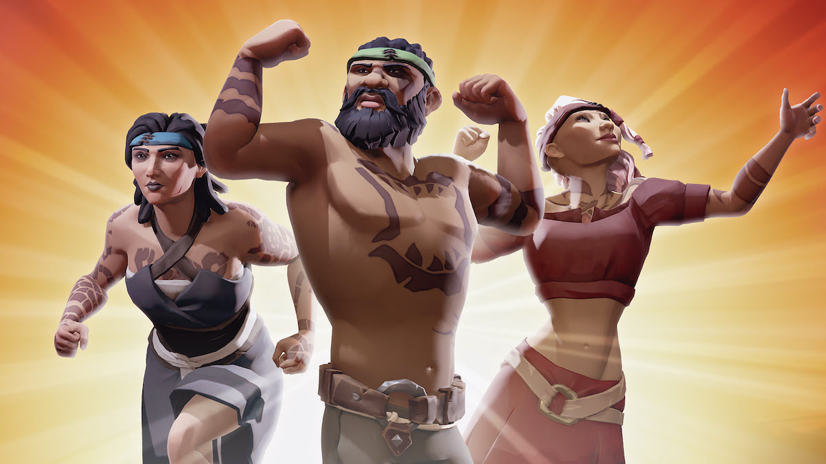 Sea of Thieves The Plunder Games Special Event