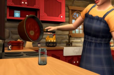 How Simple Living works in The Sims 4