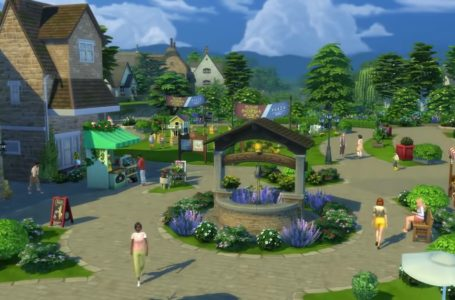 Where to find wild rabbits and birds in The Sims 4 – All locations