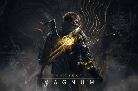 New looter shooter Project Magnum announced by MapleStory publisher Nexon