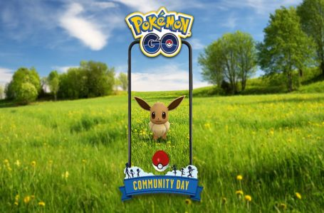 Eevee's August 2021 Community Day features new attacks for every eeveelutions in Pokémon Go