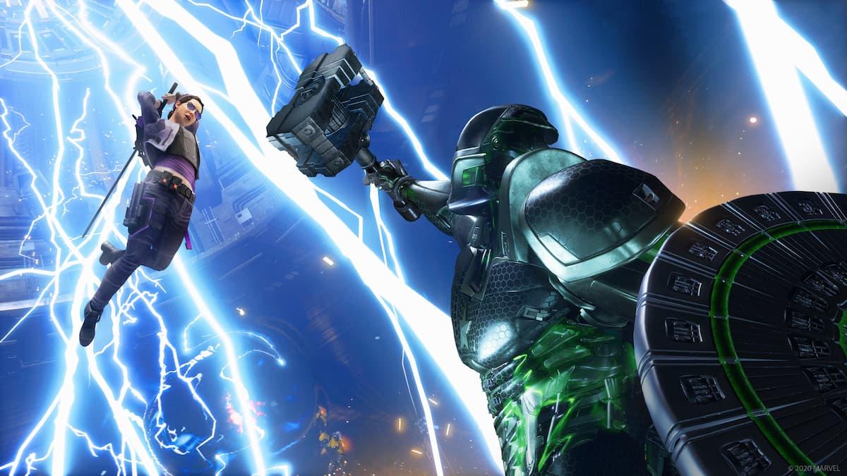 Marvel's Avengers Family Reunion Omega Level Threat