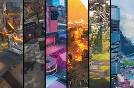 All Arenas Maps and Rotation in Apex Legends Season 10: Emergence