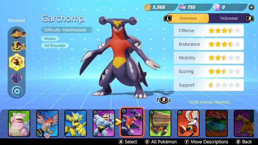 garchomp-pokemon-unite