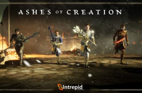 Best classes in Ashes of Creation