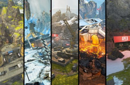 All map changes, new Points of Interest on Decimated World's Edge – Apex Legends
