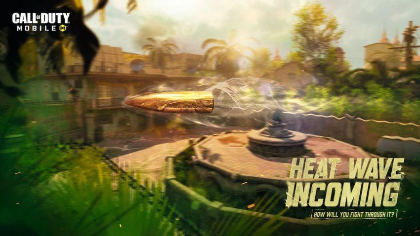 COD Mobile Season 6 The Heat Release Date Battle Pass Rewards