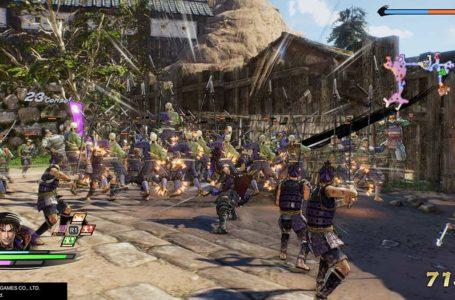 Combat tips for Nobunaga Oda in Samurai Warriors 5
