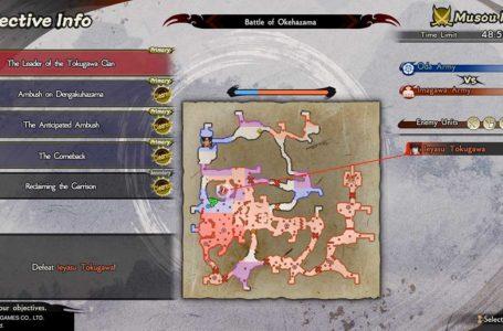 How to find bonus objectives in Samurai Warriors 5