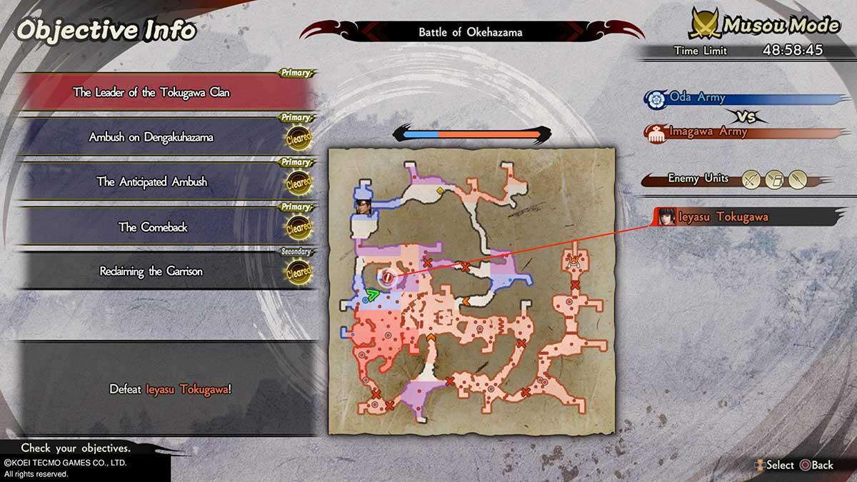 how-to-find-bonus-objectives-in-samurai-warriors-5