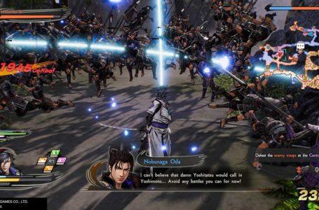 Beginner tips and tricks for Samurai Warriors 5