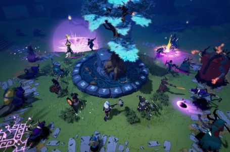 How Saga mode and Survival mode work in Tribes of Midgard