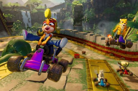 Games like Mario Kart on PS4 and PS5