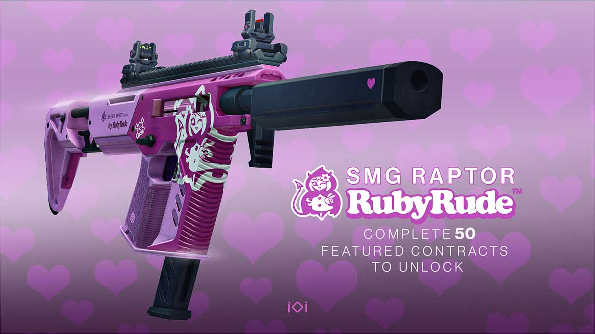 how-to-unlock-the-smg-raptor-by-rubyrube-in-hitman-3