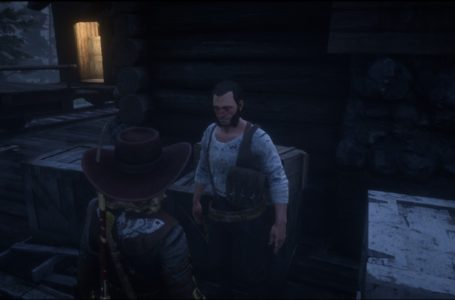 How to complete the Wrongful Property Crime for Sean MacGuire in Red Dead Online