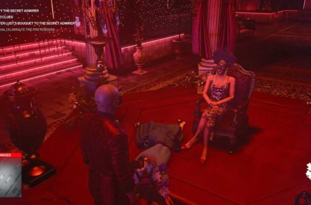 Hitman 3 Escalation – Tips and tricks to help you complete The Lust Assignation