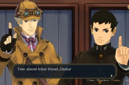 How to complete Course Correction in Episode 2, Investigation, Part 3 – The Great Ace Attorney Chronicles