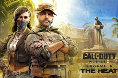 Call of Duty: Mobile Season 6 update APK and OBB download links