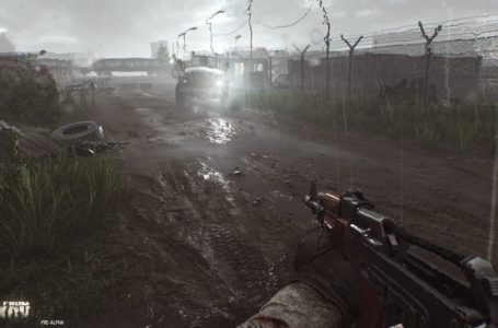 The best guns in Escape From Tarkov