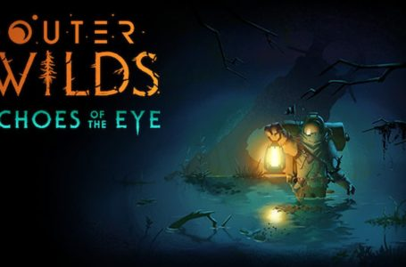 What is the release date of Outer Wilds: Echoes of the Eye?