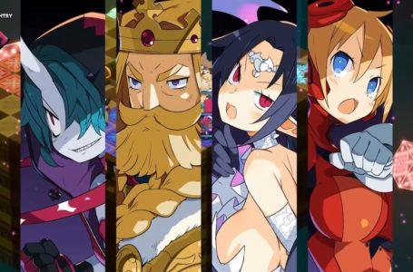 Best characters in Disgaea 6