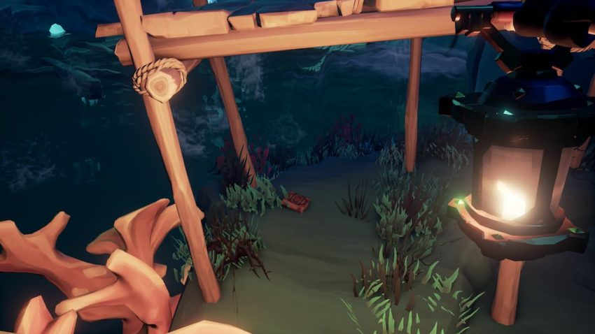 Sea of Thieves: A Pirate's Life Dark Brethren