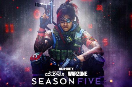 Call of Duty: Black Ops Cold War season 5 leak reveals Japanese theme, new operators