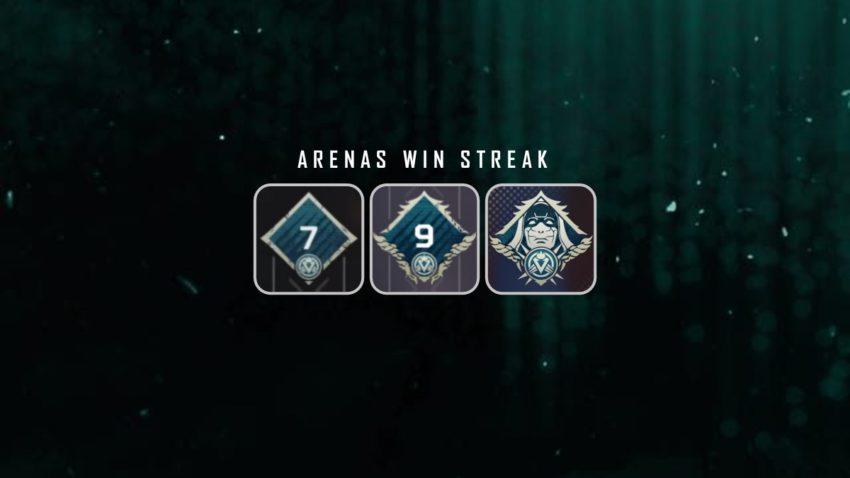 Arenas Win Streak