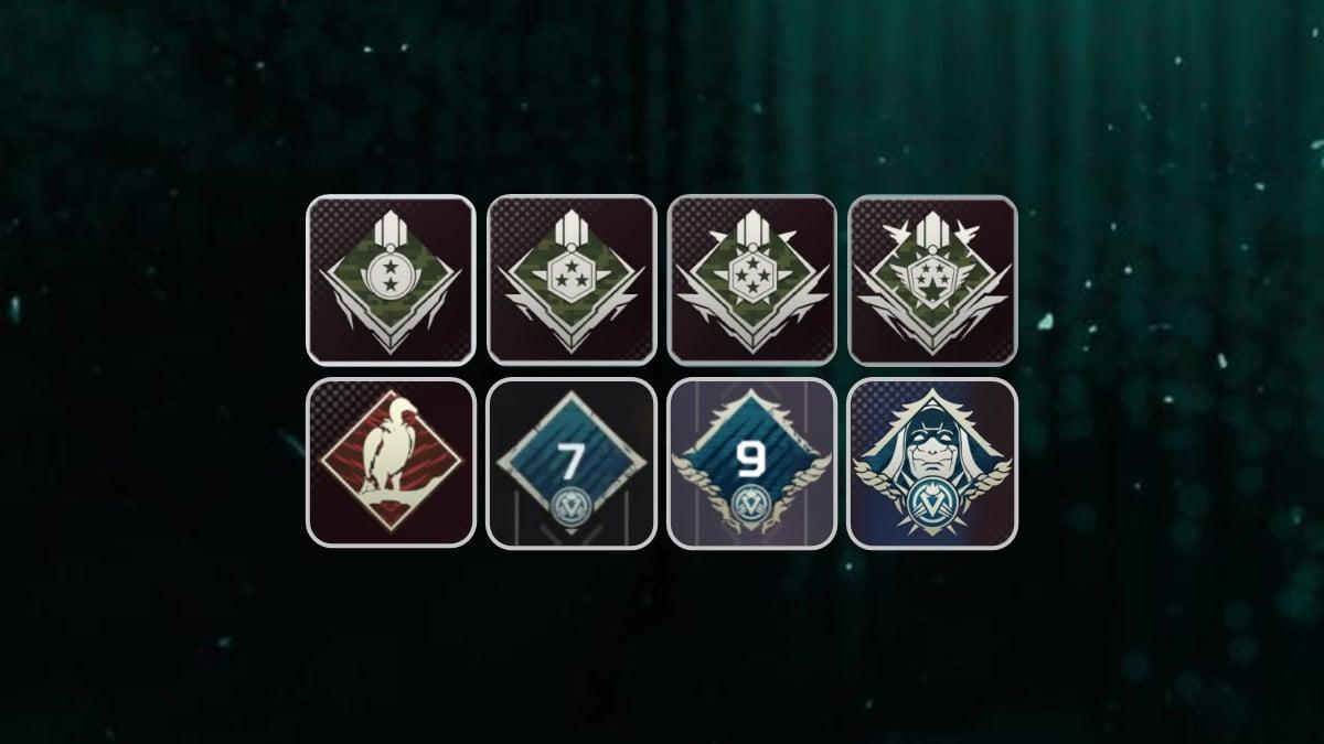 All Win Streak Badges