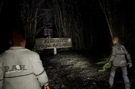 Best co-op horror games